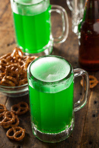 Green Beer for St. Patrick's Day